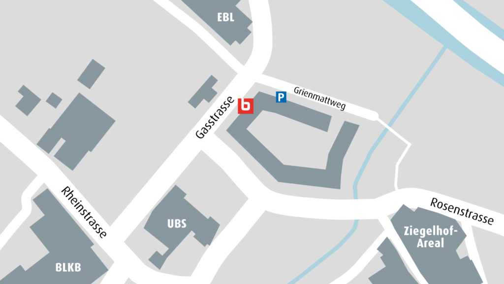 Parkhaus Liestal